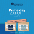 20% OFF Amazon Prime Day Natto Powder