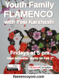 Youth Family Flamenco Open Class