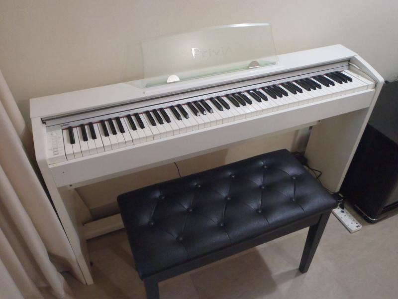 【クアラルンプール・売ります】カシオの電子ピアノ売ります ...