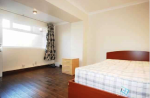 Swiss cottage double room