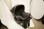 BOB  Infant Car Seat – Blackに関する画像です。