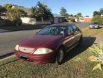 【車売ります】2002 Ford Falcon Automatic 172,300km