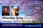 Miraculous Spring Concert