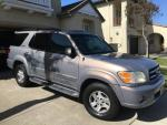 Toyota Sequoia limited 2002